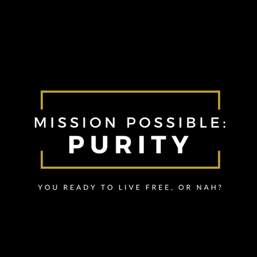 Mission Possible Purity Challenge free